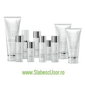Gama de produse Herbalife Skin, programul total