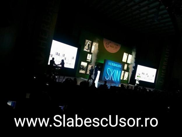 Produse cosmetice din gama Herbalife SKIN, acum disponibile in Romania