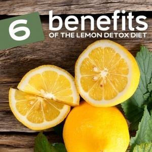 Procesul care are loc este o detoxifiere a organismului cu ajutorul aportului de vitamina C din lamai