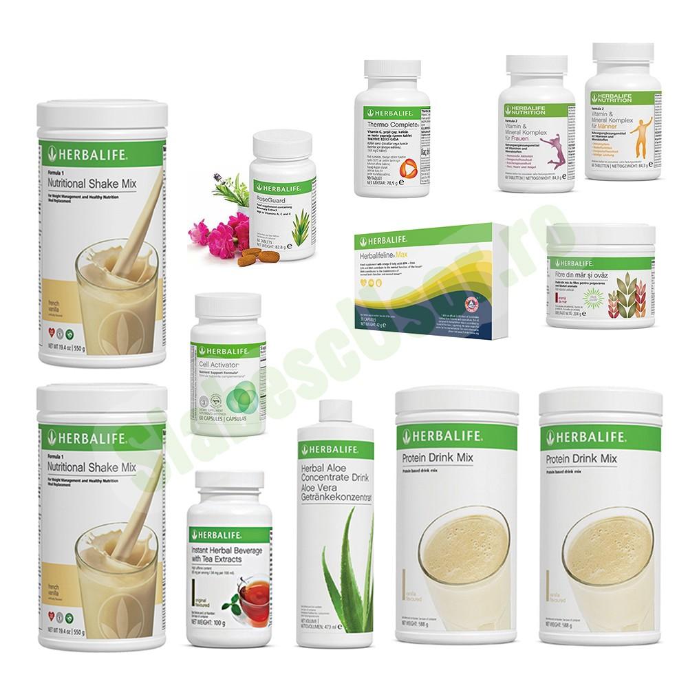 Programul de Baza Herbalife Pentru Slabire, mod de consum « Blog | reclamatieonline.ro