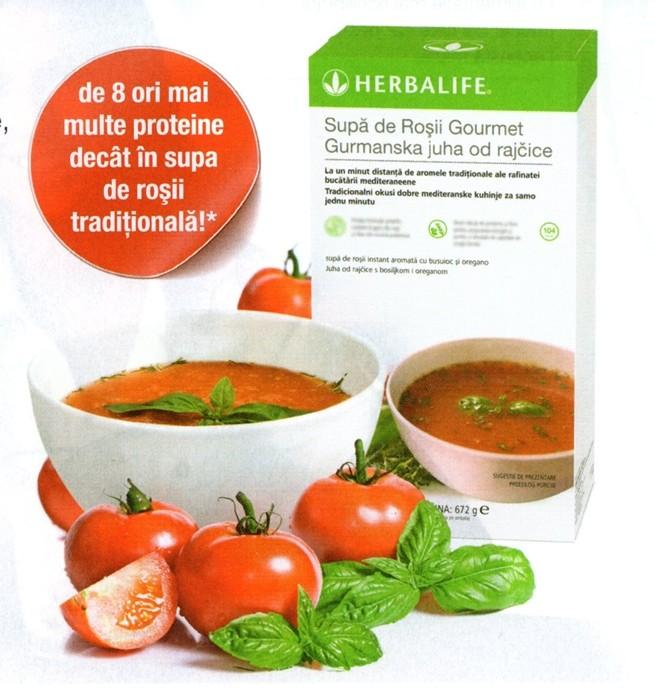 Dieta cu supa de rosii. Vezi cum poti pierde pana la 5 kilograme in 7 zile